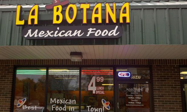 La Botana Storefront